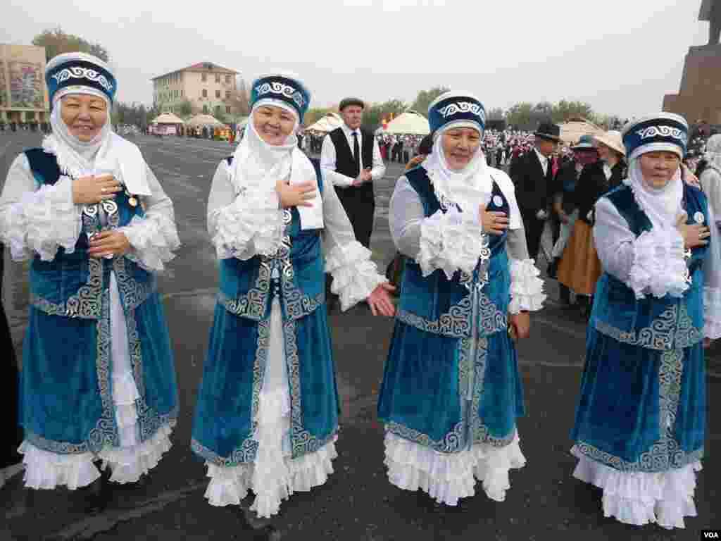 O'zbekiston delegatsiyasi Qirg'izistonning O'sh shahriga tashrif buyurdi