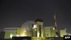 Nhà máy điện hạt nhân Bushehr bên ngoài thành phố Bushehr, miền nam Iran