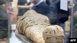 Mumiyalar insanların diqqətini cəlb etməkdə davam edir
