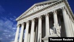 Vrhovni sud, najviša američke sudska institucija. (Foto: Reuters)