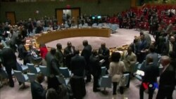 聯合國安理會召開緊急會議 討論伊朗局勢