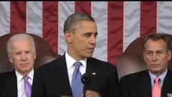 2014-01-15 美國之音視頻新聞: 奧巴馬期望2014重振政治威風