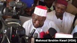 Gwamnan Kano Na Yanzu Dr Abdullahi Ganduje