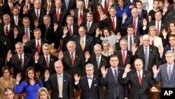 Novi članovi američkog Kongresa