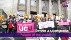 İngiltere'de Eğitimcilerin Video Klipli İsyanı