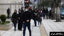Iran Coronavirus   ویروس کرونا ایران