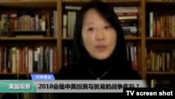 时事看台(柯映红,斯洋): 2018会是中美投资与贸易的战争年吗?
