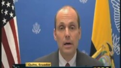 embajador estadounidense Adam Namm