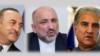 افغانستان، پاکستان او ترکي په استنبول کې د افغان سولې پر بهیر غږېږي