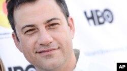 Komedian dan pembawa acara bincang-bincang Jimmy Kimmel. (Foto: Dok)