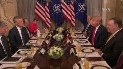 Trump cuestiona a Alemania y a la OTAN