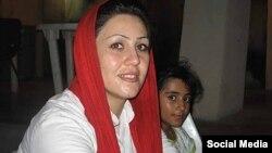 مریم اکبریمنفرد، زندانی عقیدتی