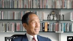 台湾淡江大学中国政治问题专家林中斌