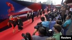 «Красная дорожка» 34-го Московского международного кинофестиваля