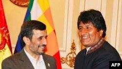İran Boliviyaya kredit ayırır