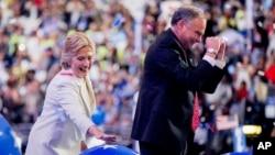 El anuncio es un rito del proceso electoral estadounidense para preparar el traspaso de poder con el presidente saliente.