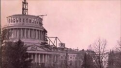 Inmigrantes reparan la cúpula del Capitolio
