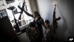 敘利亞反政府軍
