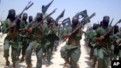 Kelompok militan Somalia, al-Shabab (foto: dok).