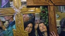 عيد پاک در کرانه غربی با خشونت همراه شد