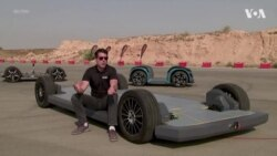 Модульный электромобиль