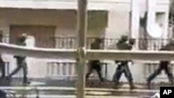 16일 시민 기자가 제보한 시리아 홈즈 시 동영상