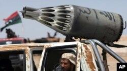 美国政府获准有限参与在利比亚展开的军事行动