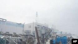 폐허가 된 후쿠시마 원전 사고 현장