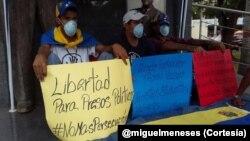 Entre las agrupaciones participantes están representantes de estudiantes como Acción Solidaria (Acsol), el Centro de Derechos Humanos de la Universidad Católica Andrés Bello (CDH-UCAB), el Centro para la Paz y los Derechos Humanos de la Universidad Central de Venezuela, Espacio Público, y el Programa Venezolano de Educación – Acción en Derechos Humanos (Provea).