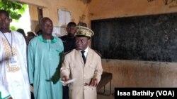 Kayes: Djamana tigui sigui kalata Kouna foniw. Photo Voa Bambara Issa Bathily