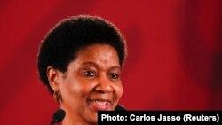فومزیل املامبو-آنگوکا، مدیرعامل زنان سازمان ملل