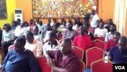 Policia angolana promete proteger jornalistas durante as eleições - 1:27