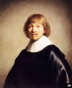 Rembrandt's 'Portrait of Jacob de Gheyn' has been stolen four times from the Dulwich Gallery in London.