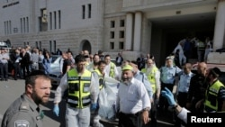 At Least Six Killed in Attack on Jerusalem Synagogue