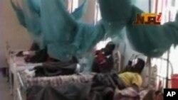 Des survivants des attaques du 25 décembre dans un hôpital de Jos