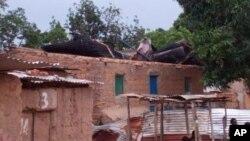 Temporal em Malanje deixa 50 famílias ao relento