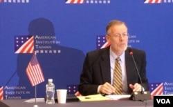 美國在台協會台北辦事處長酈英傑
