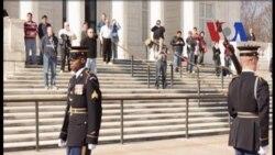 Taman Makam Pahlawan Nasional Arlington - Liputan Feature VOA Februari 2012