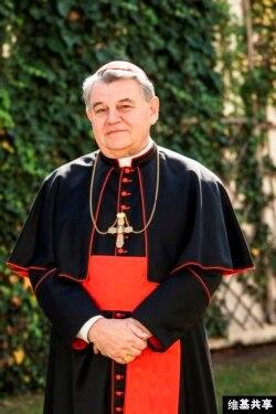 捷克紅衣主教杜卡