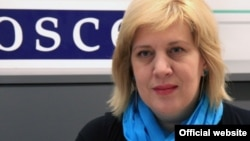 Dunja Mijatovic, OSCE