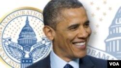 US Presidential Inauguration 美国总统就职