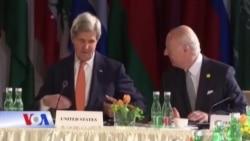 Nhóm Quốc tế Hỗ trợ Syria họp tại Vienna