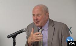 Fred Starr, akademik, tahlilchi, IREX, 30-may, 2019