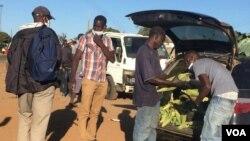 Vendors in Bulawayo. (Bathabile Masuku)