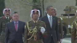 奧巴馬結束中東之行