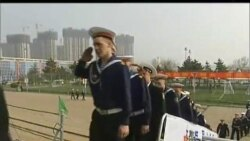 Россия и Китай начали совместные учения