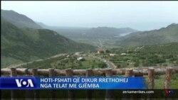 Hoti, fshati që dikur rrethohej me tela me gjemba