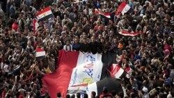 تبادل نظر حکمرانان نظامی مصر با دو متقاضی کاندیدائی ریاست جمهوری