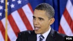 Presiden Barack Obama mengatakan ratifikasi START bukan soal kemenangan politik.