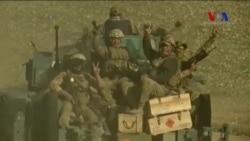 Irak Güçleri Musul Havaalanını Ele Geçirdi